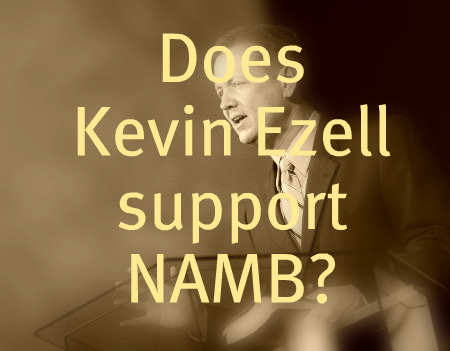 Ezell support namb