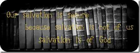 salvation not of us but of god cropped1shelfblogbackground001iStock00008553172Large