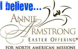 Ibelieve Annie Armstrong