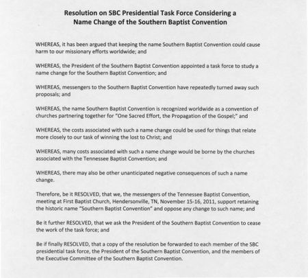 TBC resolution  against a name change for the SBC_Page1--cropped