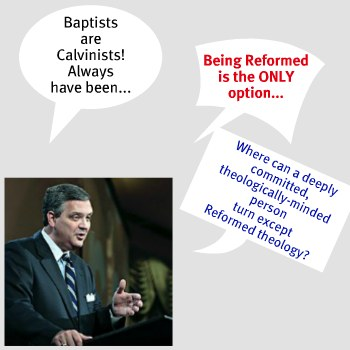 Baptist Have Always Been Calvinists By Peter Lumpkins Sbc Tomorrow
