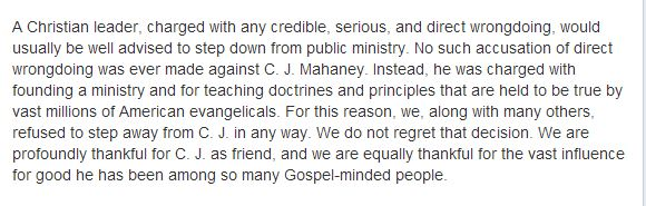 T4g original defending mahaney