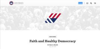 Faith&healthydemocracy