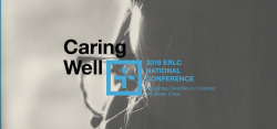 Caring well conf