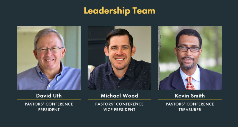 2020 Pastors Conf Team